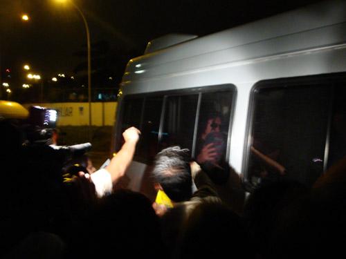 Llegada de Kiss a Venezuela