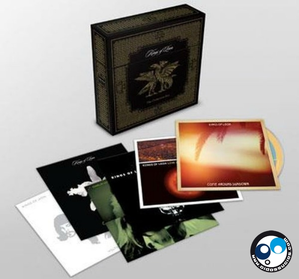 Kings Of Leon lanzará Box Set recopilatorio