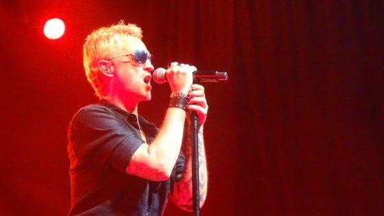Jeff Gutt, cantante de Stone Temple Pilots